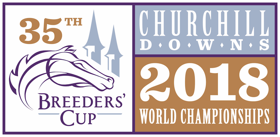 Breeders\' Cup Reveals Official Logo for 2018 Breeders\' Cup.
