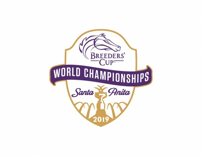 Breeders\' Cup Unveils Official Logo for 2019 Breeders\' Cup.