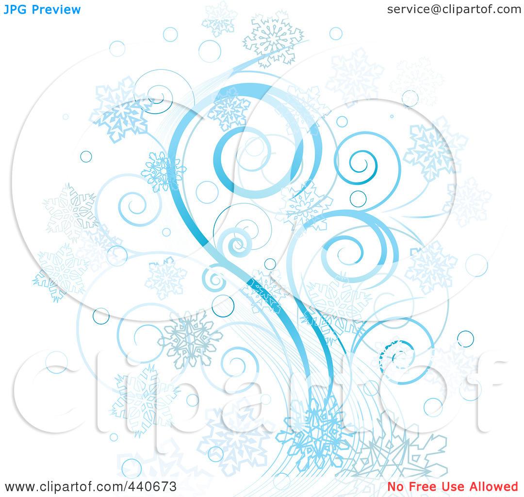breeze clipart clipground Free Winter Borders Clip Art free snowflake boarder clip art