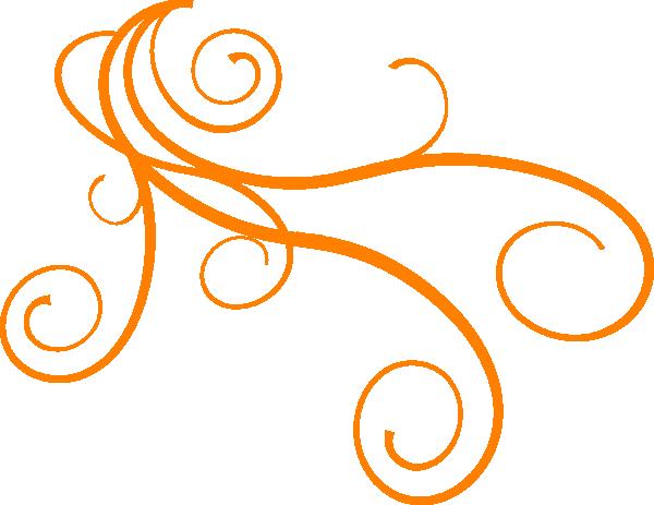 Orange Breeze Clip Art at Clker.com.
