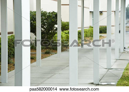 Stock Photo of Breezeway paa582000014.