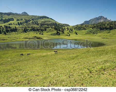 Stock Foto von Berge, Dorf, schroecken, ungefähr.