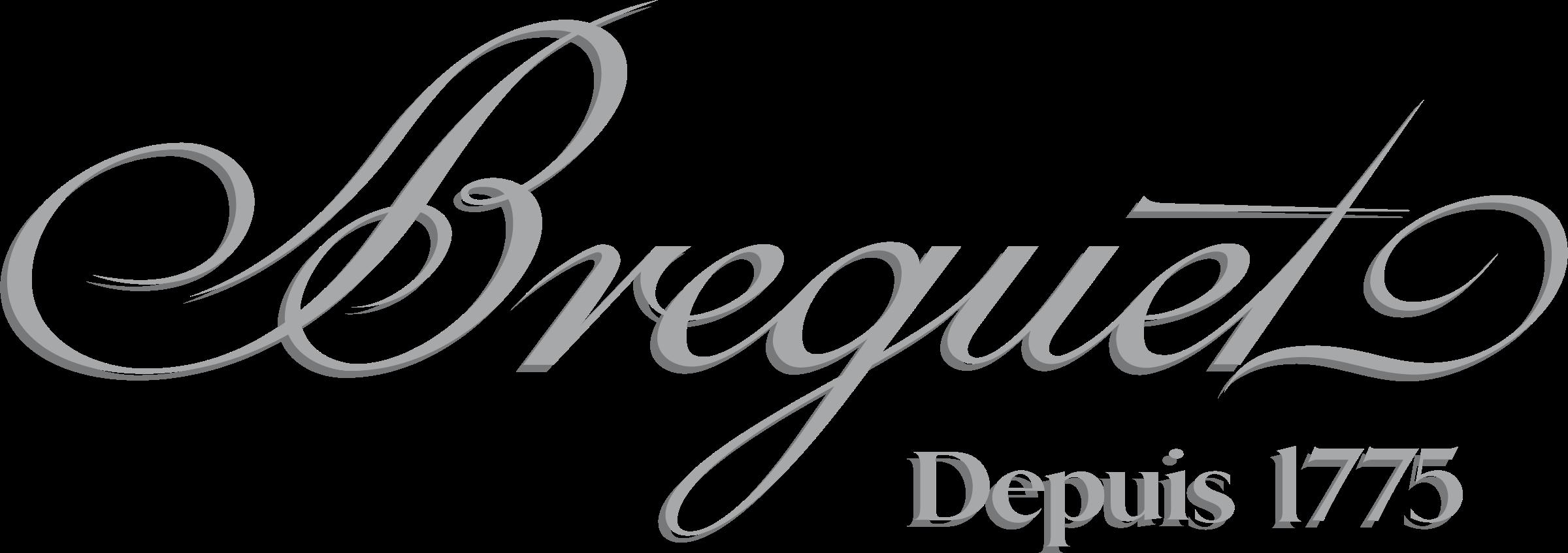 Breguet Logo PNG Transparent & SVG Vector.