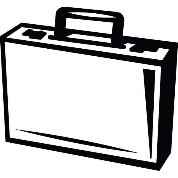 Briefcase clipart 3 » Clipart Station.