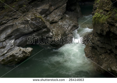 Breitachklamm Stock Photos, Images, & Pictures.