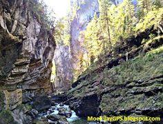 Mochila y GPS: Garmisch Partenkirchen, lago Eibsee y desfiladeros.