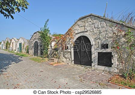 Pictures of Wine Cellar,Breitenbrunn,Austria.
