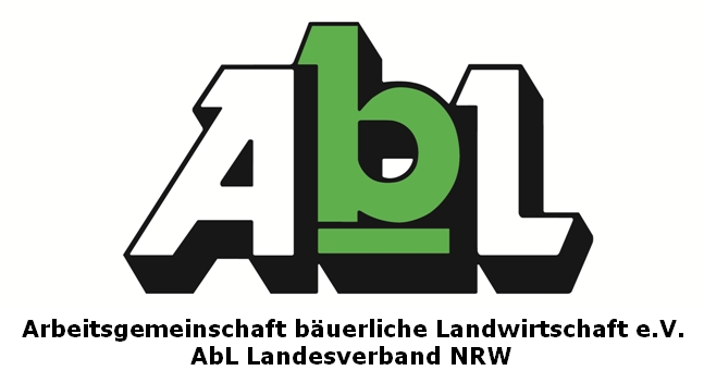 Das macht die AbL in Nordrhein.