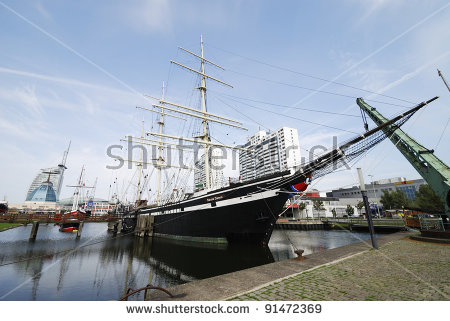 Bremerhaven Stock Photos, Royalty.
