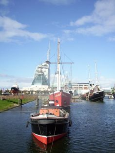 Bremerhaven, Germany.