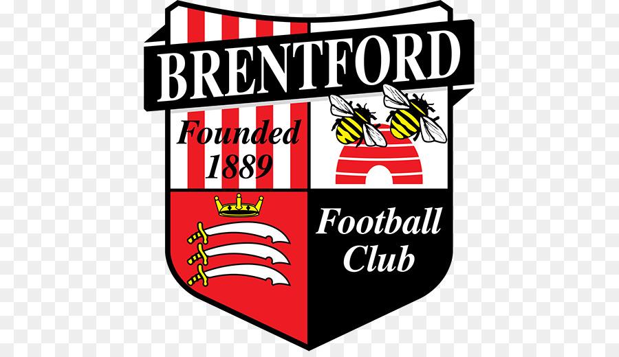 Brentford F.C. Logo Emblem Scalable Vector Graphics.