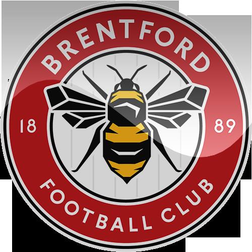 Brentford Fc Football Logo Png New.