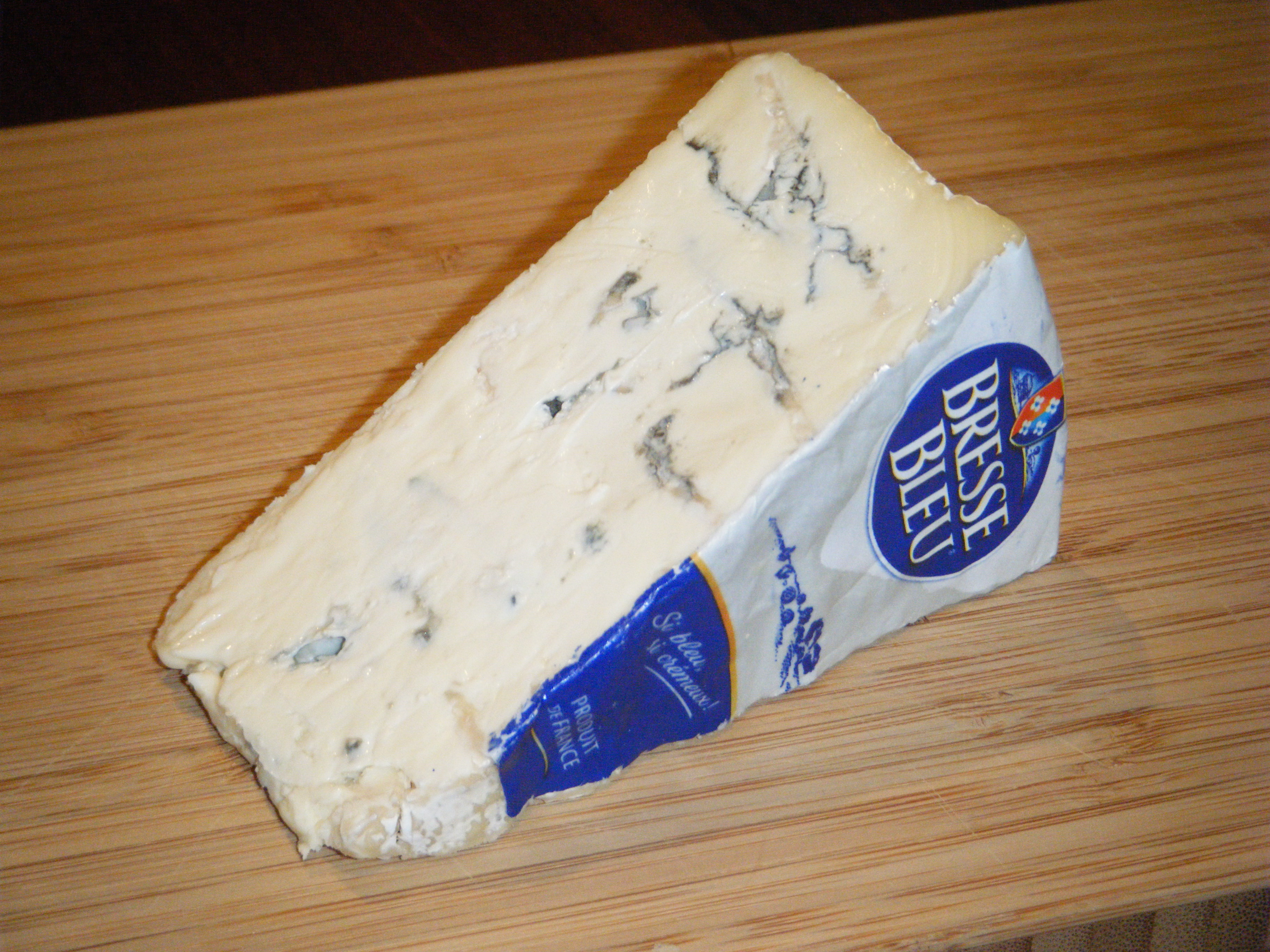 Bleu de Bresse is Blue Cheese for Beginners « The Canada Cheese Man.
