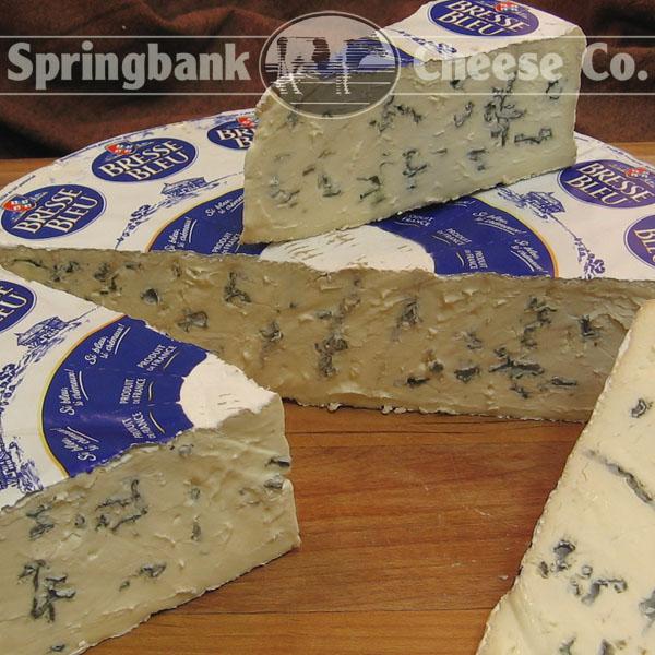 Cheese, Canada, Canadian Cheese, Springbank Cheese Co. : Blue De.