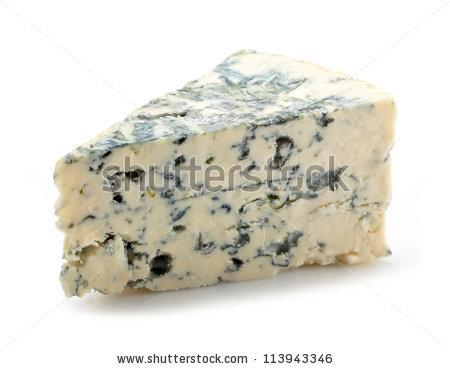 Fromage Bleu Stock Photos, Royalty.