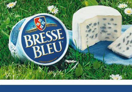 Bresse Bleu Cheese.