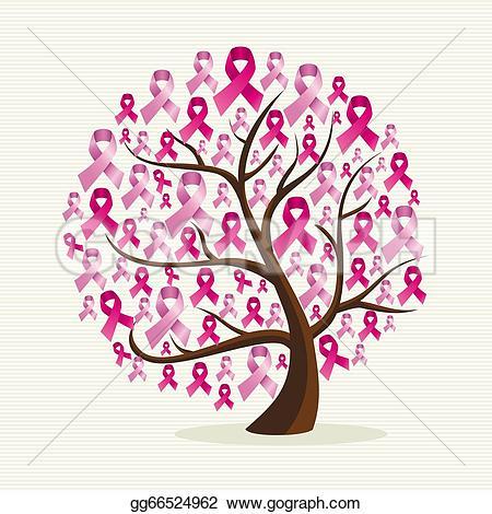Breast Cancer Clip Art.