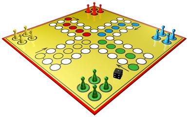 Brettspiel, Gesellschaftsspiel.
