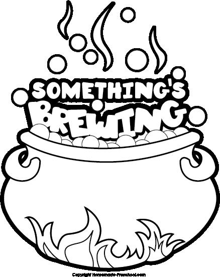 Brewing Clip Art.