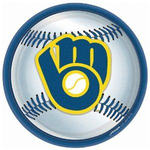 Milwaukee Brewers Logo Clip Art.