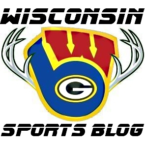 Brewers packers badgers Logos.