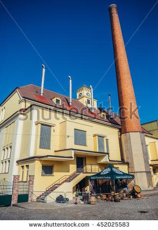Czech Pilsner Stock Photos, Royalty.