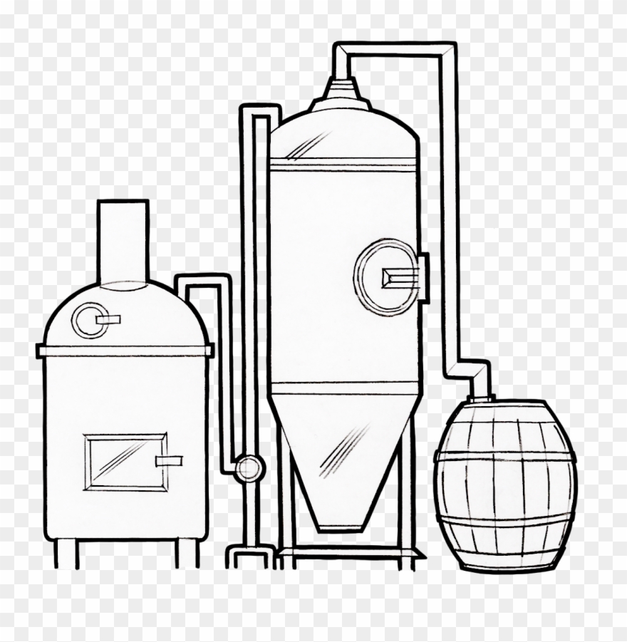 Brewery Clipart (#3008878).
