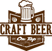 Craft Beer Graphic Clipart.