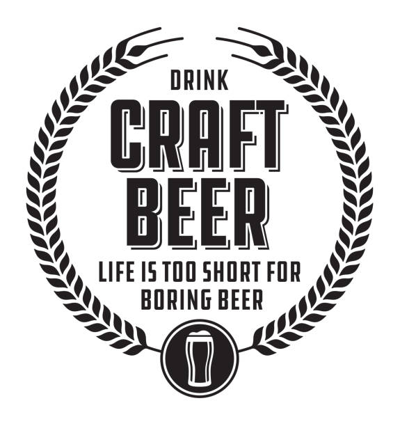 Top 60 Microbrewery Clip Art, Vector Graphics and Illustrations.