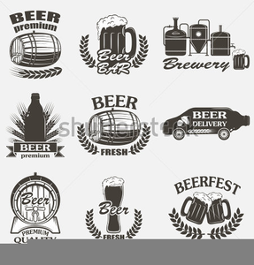 Brewery Clipart.