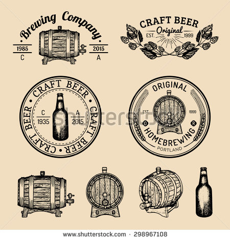 Old Brewery Stock Photos, Royalty.