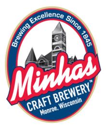 Minhas Craft Brewery.