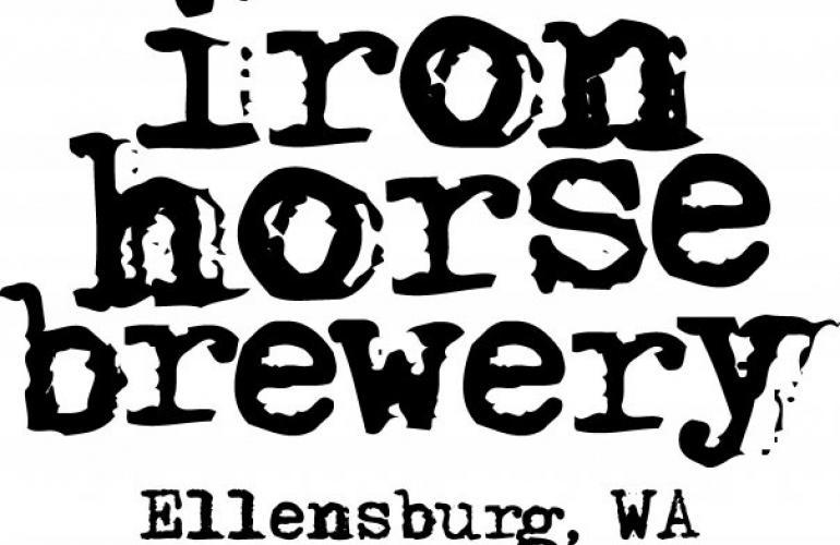 Iron Horse Brewery LOGO DESIGN.
