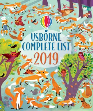 Usborne Catalogue 2019 by Usborne Books at Home.