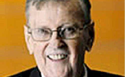 Sir Brian Bell dies.