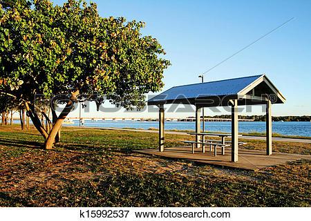 Picture of Bribie Island Bridge k15992537.