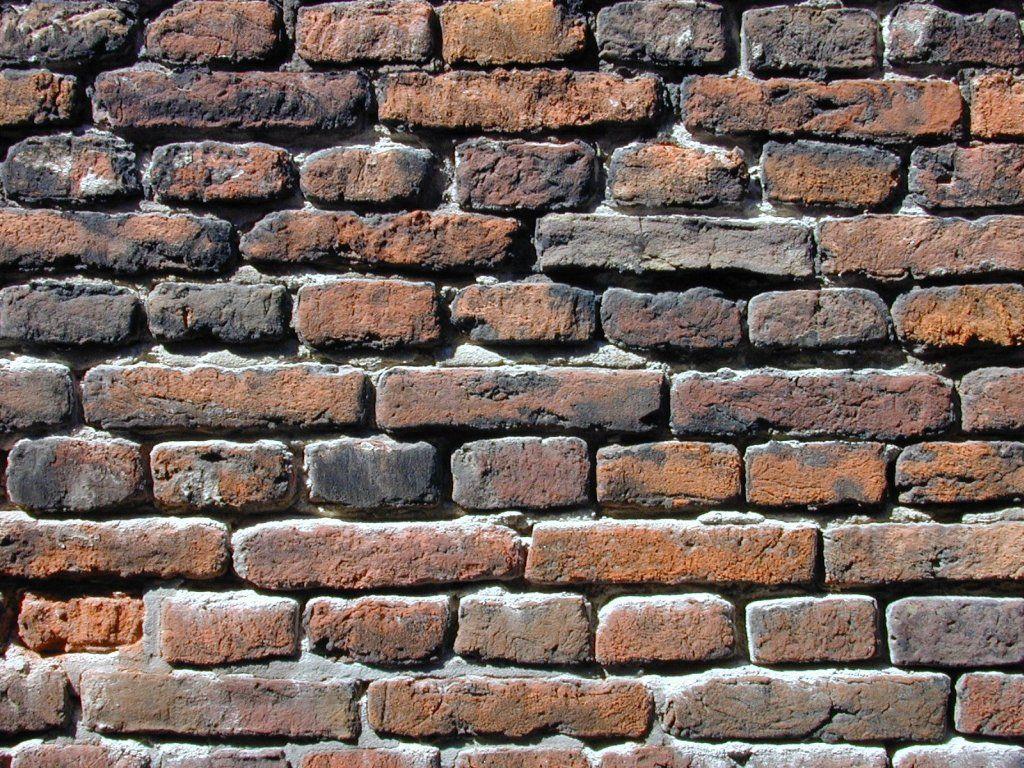brick wall art.