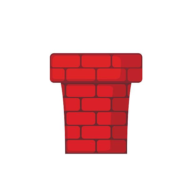 Best Brick Chimney Illustrations, Royalty.