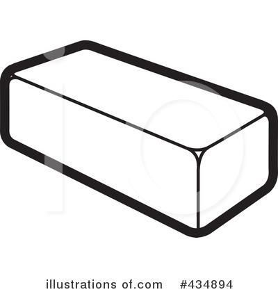 Single Brick Clipart.