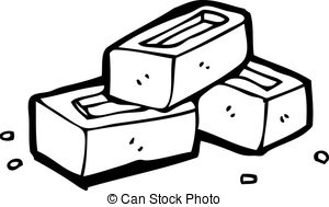 Brick clipart black and white 4 » Clipart Station.