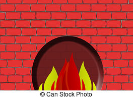Fireplace bricks Stock Illustrations. 2,710 Fireplace bricks clip.