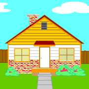 Houses clipart small brick porch images.