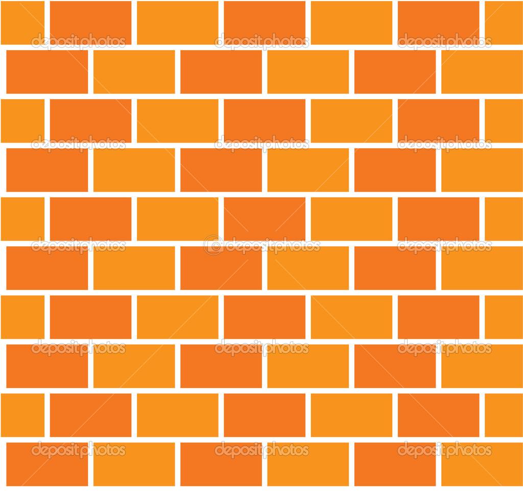 Brick texture clipart.