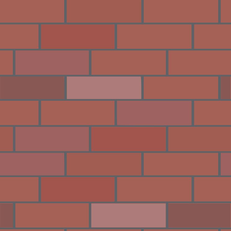Clipart clip is a brick.