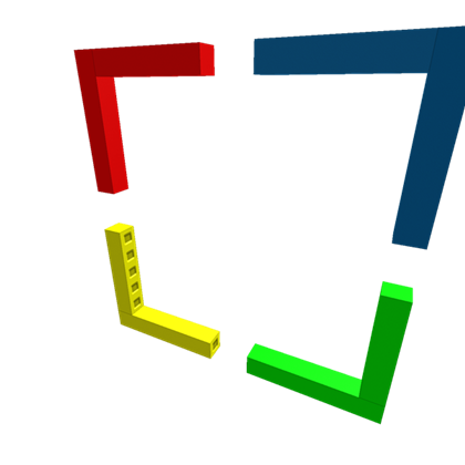 Brick Planet Logo.
