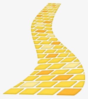 Winding Yellow Brick Road Png & Free Winding Yellow Brick Road.png.