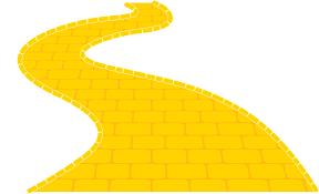 Png Yellow Brick Road & Free Yellow Brick Road.png Transparent.