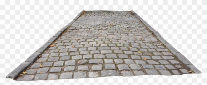 way #path #road #stone #brick.