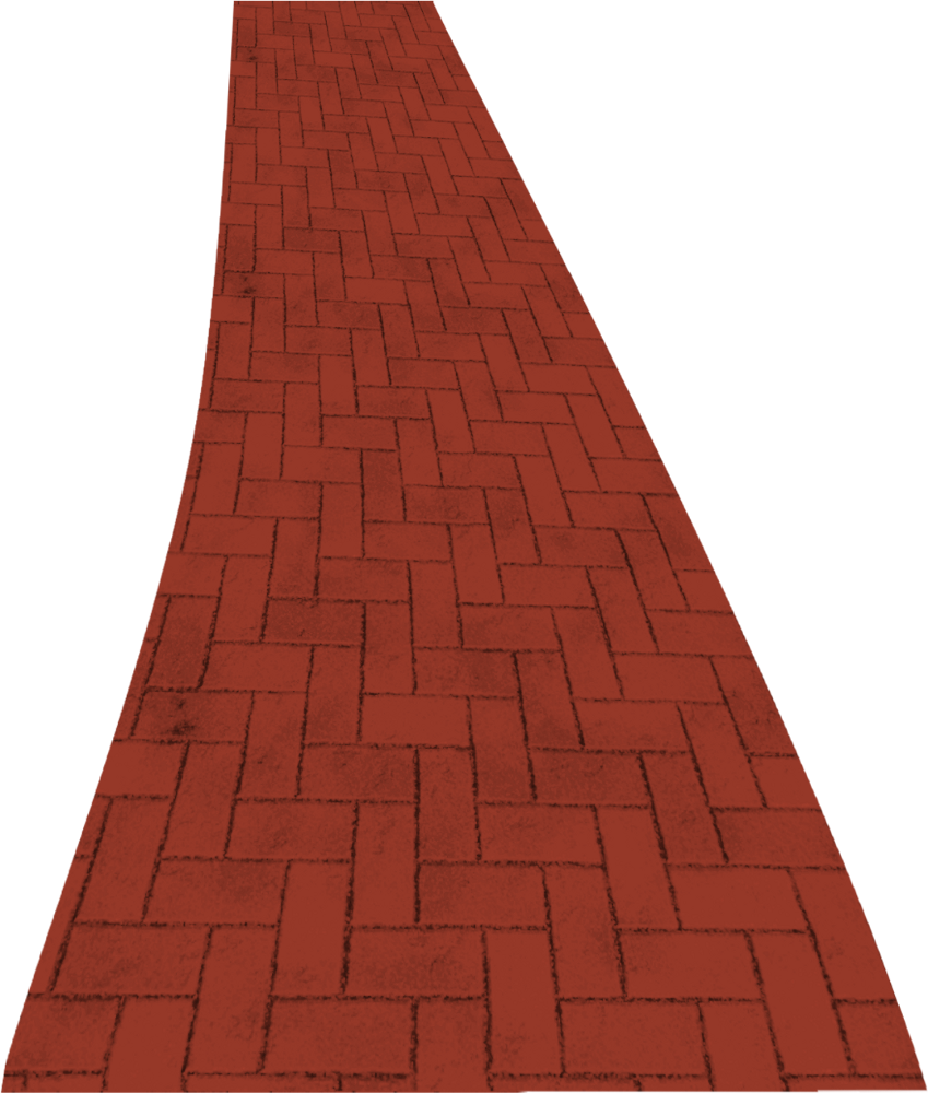 Free Clipart Images Brick Pathway.