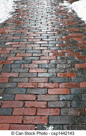 Clip Art Brick Walkways.